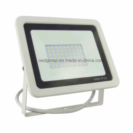 Die-Casting Aluminum Ce RoHS 50W 100W Super Thin LED Flood Light