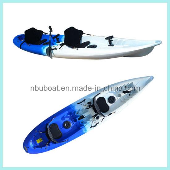 [Hot Item] Two Seat Tandem Sit on Top Fishing Kayak (UB-02)