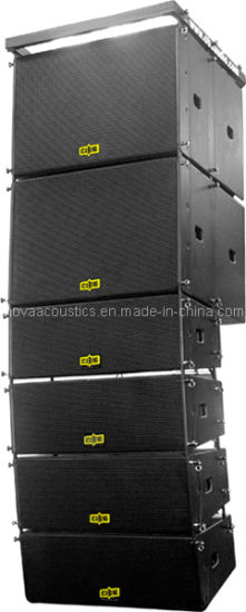 China Double 10 Inch Compactive Line Array (CA-0010