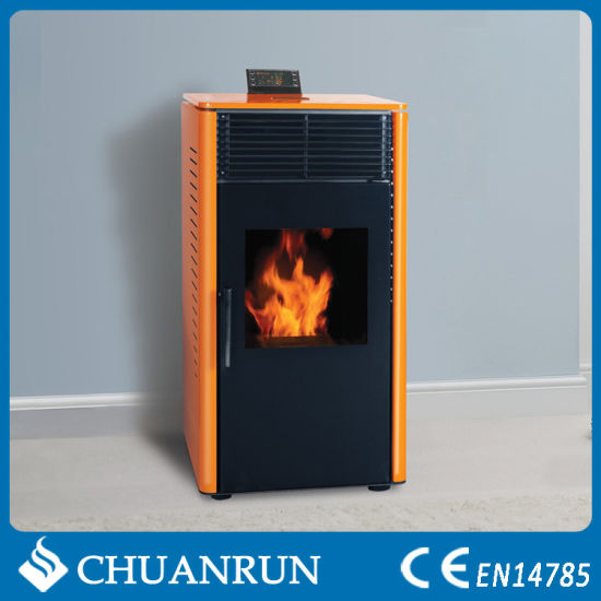Freestanding Wood Pellet Burning Stove / Home Heater