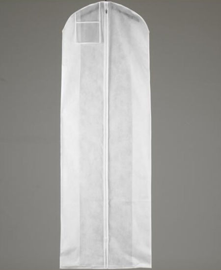 70GSM Non Woven Dress Bag Garment Bag pictures & photos