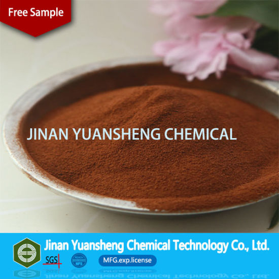 Pure Wood Fiber Pulp Calcium Lignin Sulfonic Acid for Coal Water Slurry Additive pictures & photos