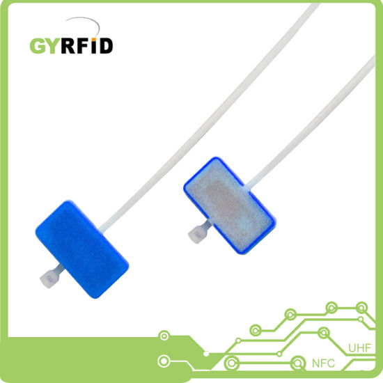 RFID Smart Tags Rewritable NFC Tags for Cable Management (CAN01) pictures & photos