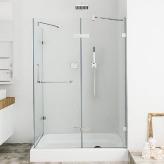 frameless shower doors ideas