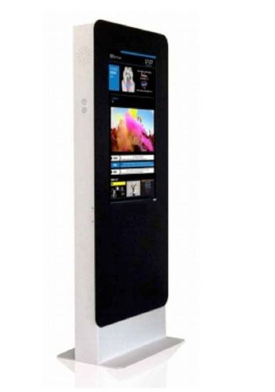 46inch Network Standing Advertising LCD Display pictures & photos