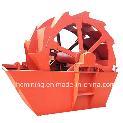 Hengchang ISO Wheel Sand Washer Sand Washing Machine pictures & photos