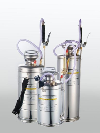 10L Stainless Steel Pressure Sprayer / Compression Sprayers (SS-10L) pictures & photos
