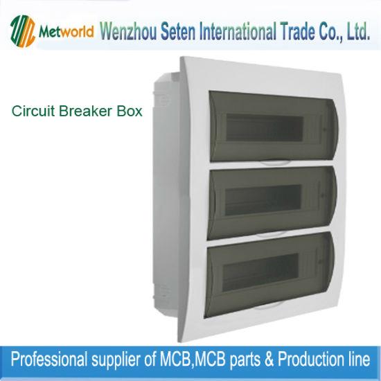 Good Quality Distribution Box / Breaker Box
