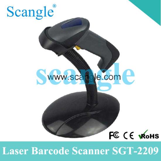 Handfree Barcode Scanner SGT-2209 Black