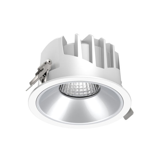 Aluminum High Bright Office Ceiling Recessed LED Downlight COB pictures & photos