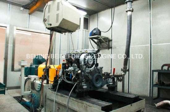 Beinei 3 Cylinder Air Cooled Diesel Engine F3l912 pictures & photos