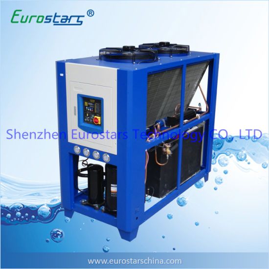 Hotel Use Central Air Conditioner Air Cooled Water Chiller
