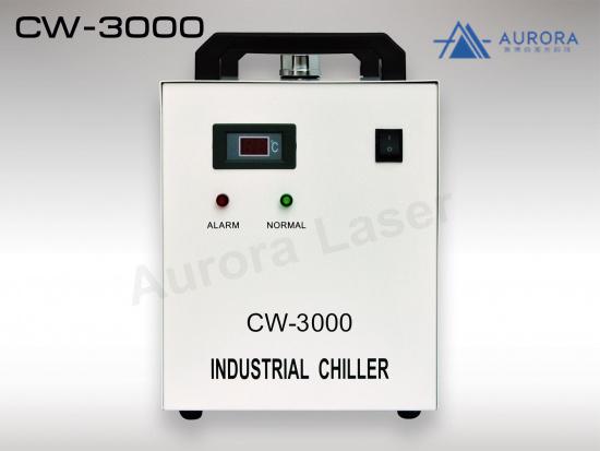 Aurora Laser Cw-3000ak 9L Original SA Air Cooled Water Tank Industrial Water Chillers