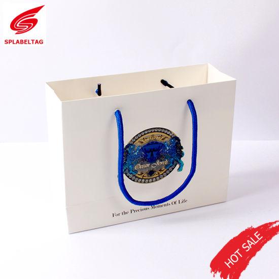 big discount low price incredible prices Custom Printed Paper Bags No Minimum Shopping Paper Bags