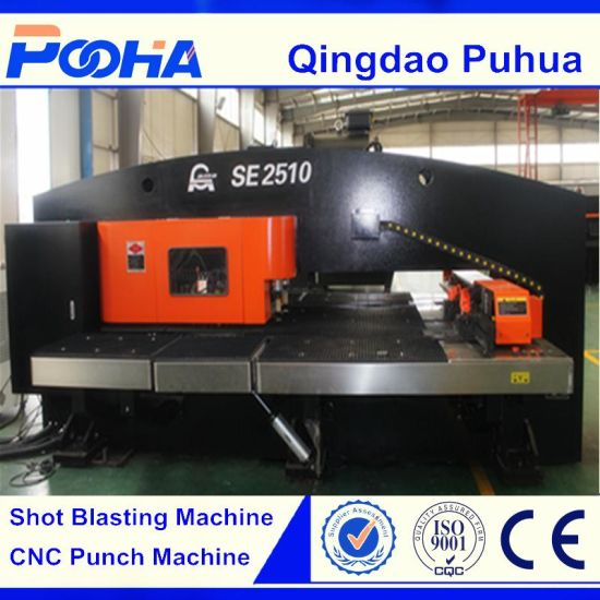 Servo Punch Press CNC Turret Punching Machine pictures & photos