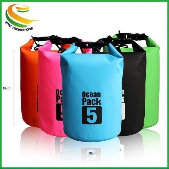 Dry Tube Bag Waterproof Ocean Pack 10/15/20/30 Litres