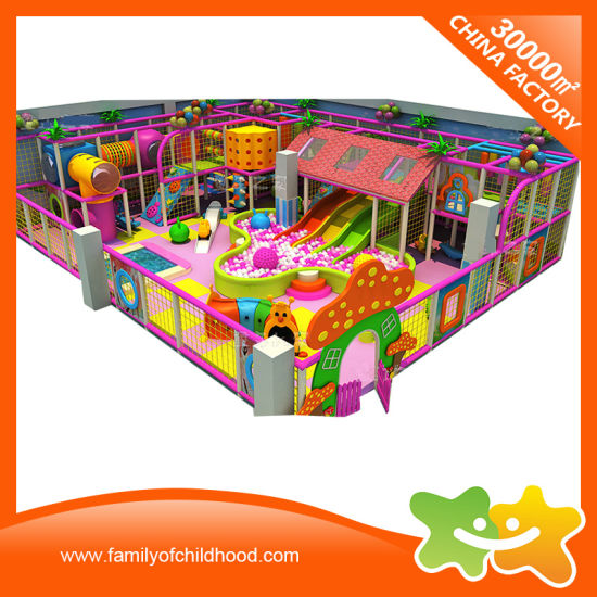 Multifunctional Kids Soft Equipment Amusement Indoor Playground for Sale pictures & photos