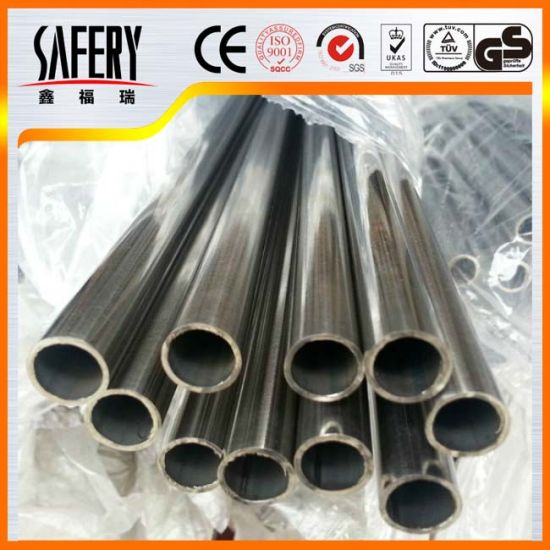 TP304 Welded/Seamless Stainless Steel Tube Pipe pictures & photos