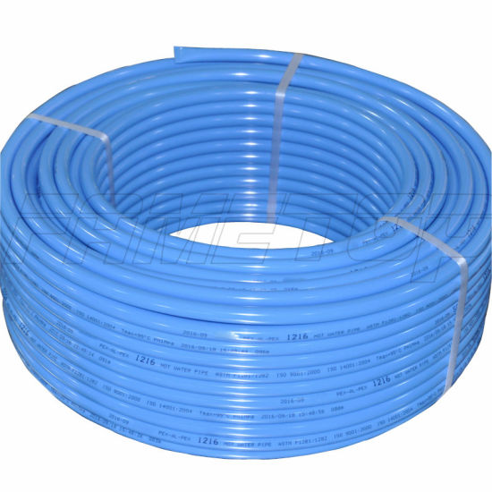 Overlap PE-Al-PE Pipe for Cold Water and Heating pictures & photos