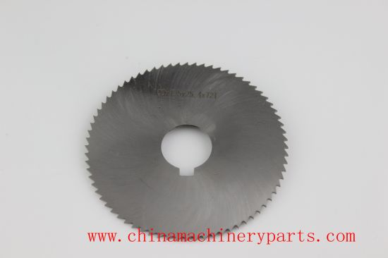 KANZO China Circular Metal Slitting Saw Dia From 15mm to 600mm pictures & photos