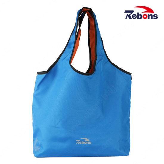 Environmental Waterproof Recycled Tote Bags Handbags for Shopping