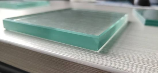 4mm-15mm Fine Grinding and Polishing Toughened Float Glass