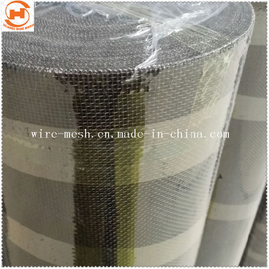 Silver Coated Aluminum Mesh for Window Screen pictures & photos