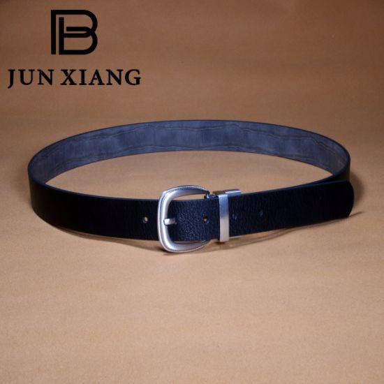 5faff8ddb China Women Fashion Ladies Reversible Buckle PU Belts - China PU ...