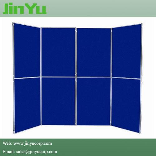 Advertisement Folding Panel Display Stand