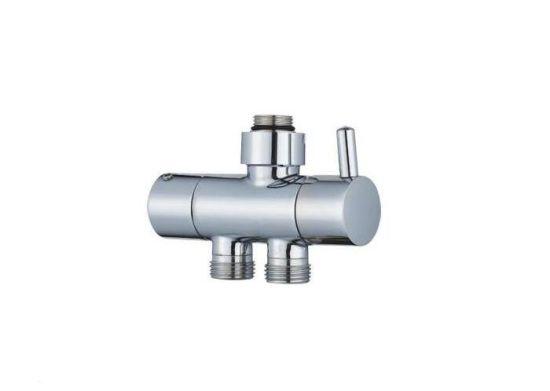 Brass Faucet Diverter Valve Shower Kit Water Separate Water Diverter