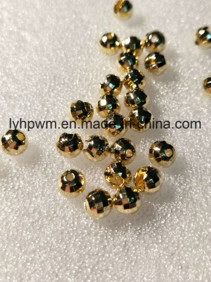 Fly Tying 5mm Tungsten Disco Beads Slotted