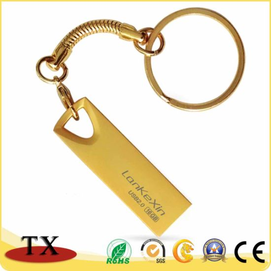 Customized Logo USB Memory Metal USB Flash Drive USB pictures & photos