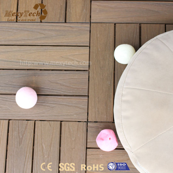 China Hot Sale Cheap Recyclable Interlocking Outdoor Flooring WPC - Cheap outdoor tiles for sale