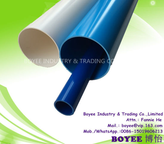 White PVC-U Water Supply Pipe