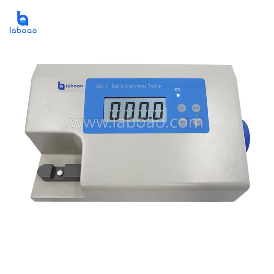 Automatic Tablet Hardness Tester Apparatus with Printer
