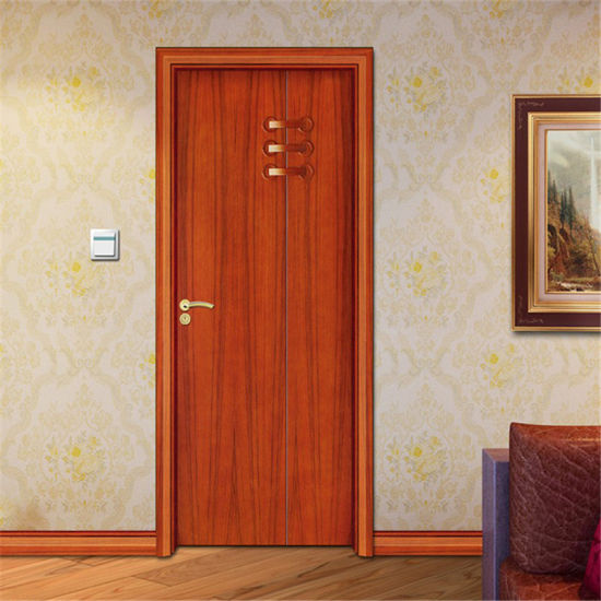 China Prima Fire Rated Fireproof Single Swing Commercial Wooden Door ...