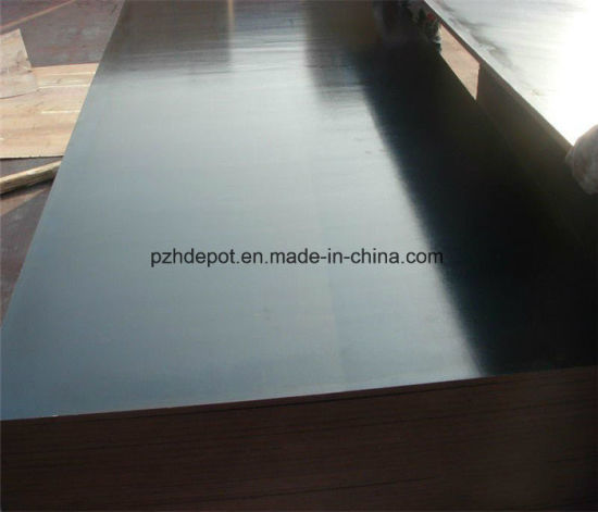Finger Joint Film Faced Plywood Formwork Plywood Cycle Core Plywood for Sale pictures & photos
