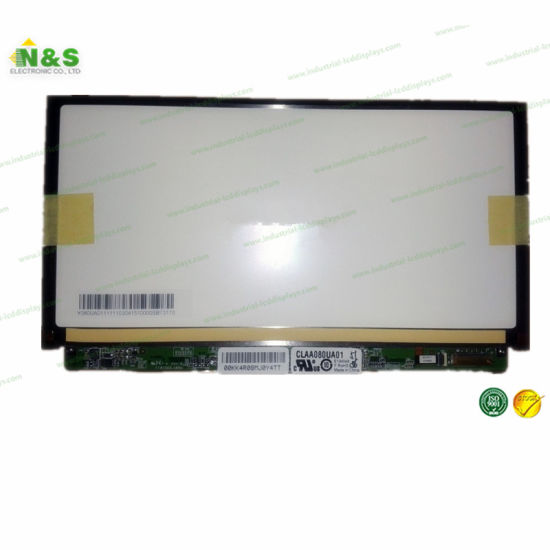Claa080ua01 8 Inch LCD Display Screen for Injection Industrial Machine