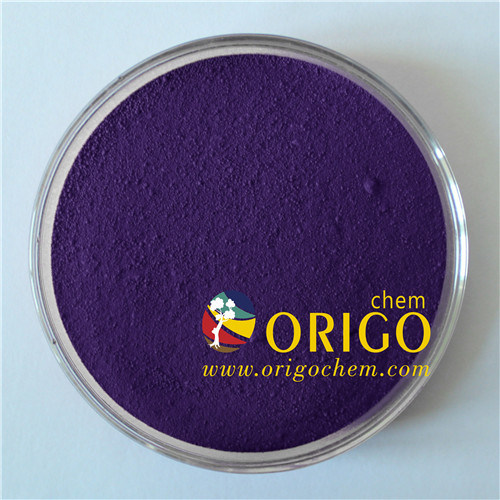 Probably The Best Organic Pigment Violet 23 PV Fast Violet Rl Exhibit Outstanding Dispersion and Grinding Properties Widely Used for Coatings, Inks and Plastics