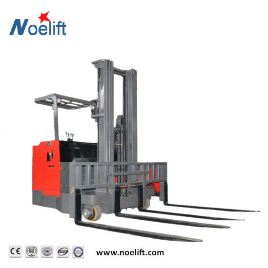 China Long Material Carrier-4 Way Electric Reach Trucks Toyota ...