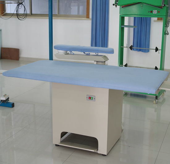 Professional Garment Ironing Machine/Ironing Table pictures & photos