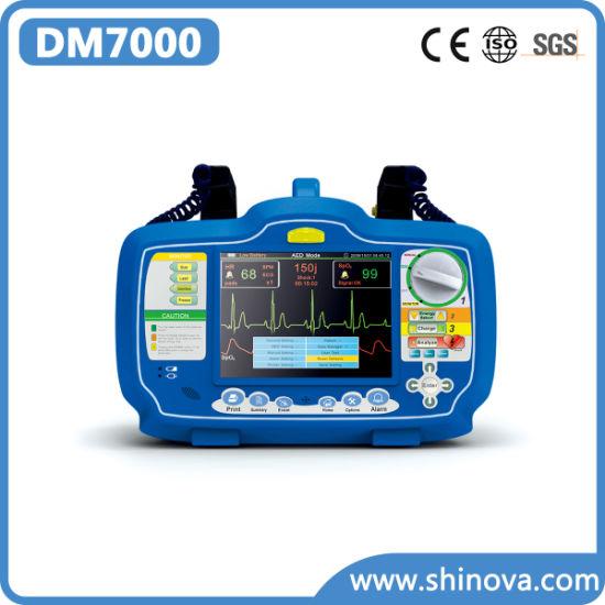 Multi- Parameter Defibrillator Monitor (DM7000)