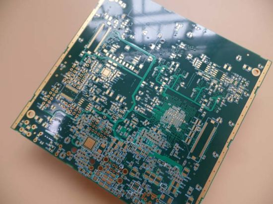 China PCB Board Immersion Gold Taconic Tla-35 0.762mm Halogen Free ...