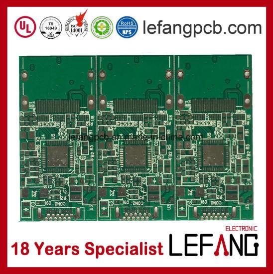 China HASL Lead Free Printed PCB Circuit Manufacturer - China PCB ...