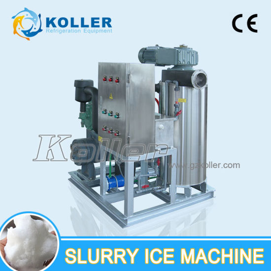 Seawater Slurry Ice Making Machine for Boat/Vessel Use pictures & photos