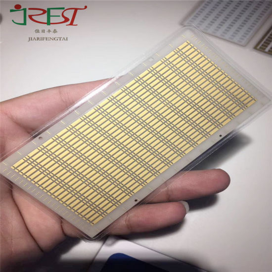 China Cu Copper Plating Ceramic Substrate PCB for Electronic