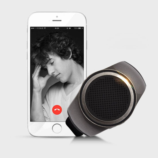 Hot Selling Sports Watch Wireless Portable Speaker of Handsfree pictures & photos