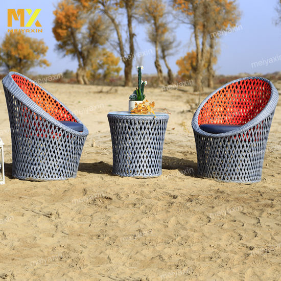 Fashion Style Outdoor Sofa Furniture with Comfortable Seat Design