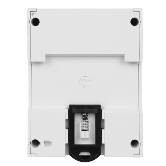 China 2 Dds 18l Din Rail Single Phase Two Wire Energy Meter China Din Rail Single Phase Two Wire Energy Meter