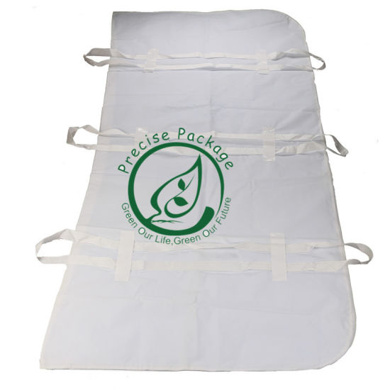Disposable Protective Black Died Dead Body Bag for Dead Animal
